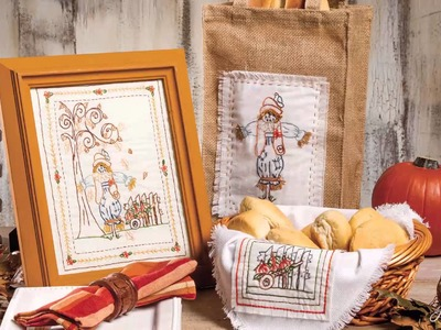 Learn to Embroider: An Annie's Online Class