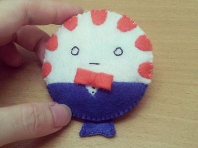Adventure Time:How To Make Peppermint Butler  Plushie Tutorial