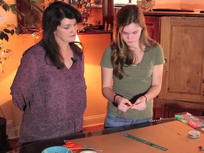 Ankle Bracelet Crafts : DIY Arts & Crafts