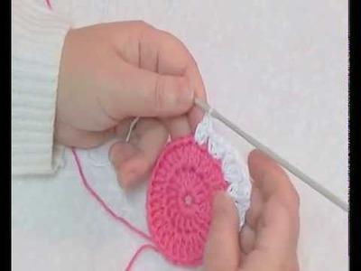 Apprendre le crochet - Faire un Granny square.