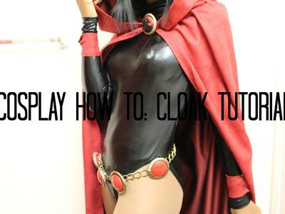 Cosplay How To: Cloak Tutorial