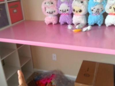 Craft Update: DIY Craft Table !