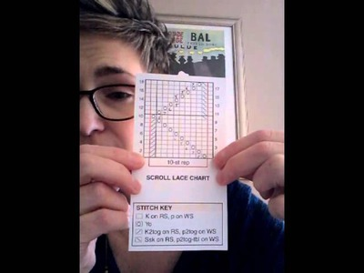 Creative Knitting Quick-Knit Tip Video: Chart Reading Part 1