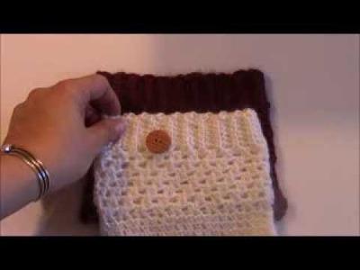 Crochet 102: How to Half Double Crochet Rib Stitch