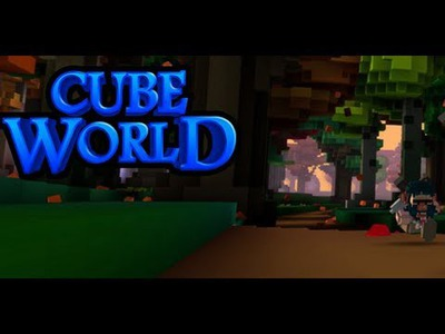 Cube World: How To Craft Armor, Weapons And Customization Guide