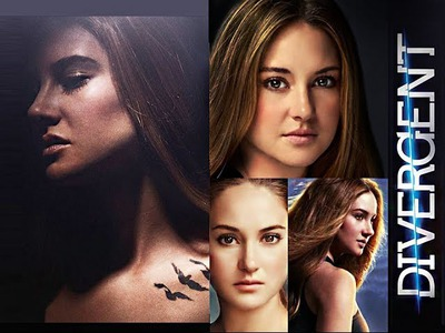 DIVERGENT | Tris Prior Makeup + DIY Tattoo Tutorial