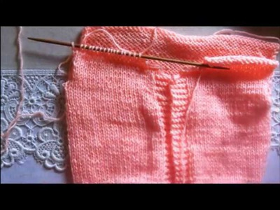 DIY Baby Pullover Stricken*Tutorial Handarbeit*Teil 3*Baby Sweater Knitting
