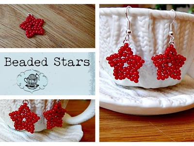 DIY: Beaded Star ¦ The Corner of Craft