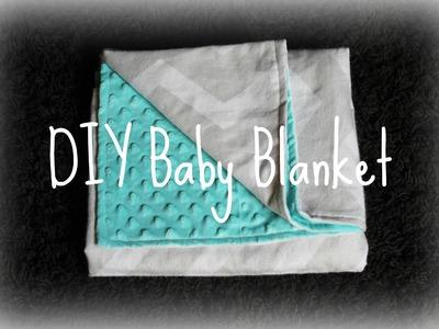 DIY Blanket | Tutorial