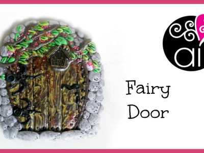 DIY Fairy Door Tutorial | Polymer Clay | Porta Fatata