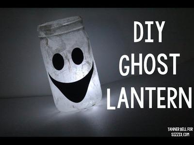 DIY Ghost Lantern | Sizzix Kid Craft
