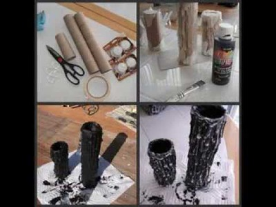 DIY halloween crafts projects ideas