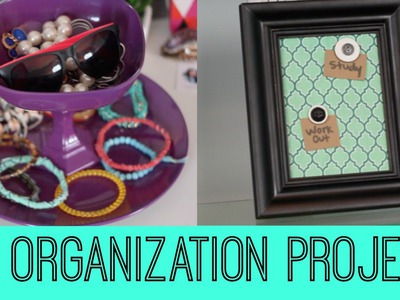 DIY Organization Projects