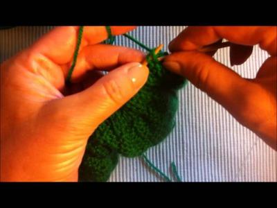 DIY* Robótki na drutach*Sweterek dla pieska krok po kroku*2**Tutorial*Knitting*Pulli für Hund*