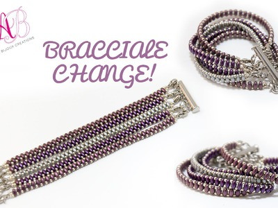DIY Tutorial Bracciale Change