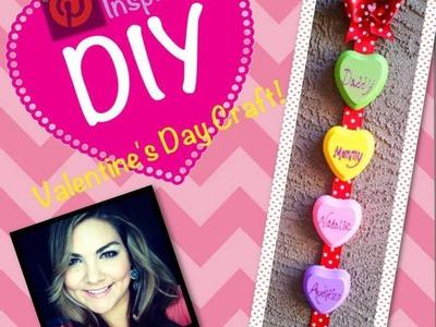 DIY Valentine's Day Craft! (Kendra)