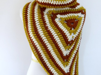 Episode 166: How To Crochet the Renaissance Button Wrap