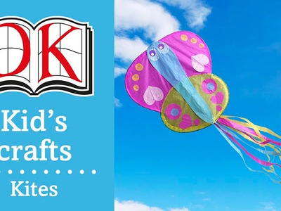 Fun Kids' Craft: How to Make a Simple Paper Kite