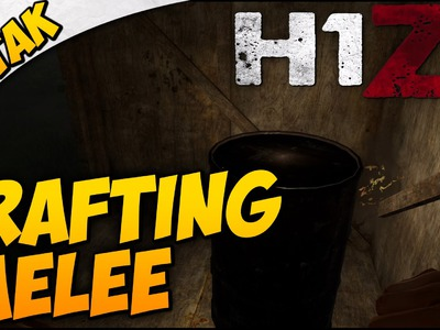 H1Z1 Guide ➤ How To Craft - Wood Spear, Machete, Combat Knife, Hatchet & More!
