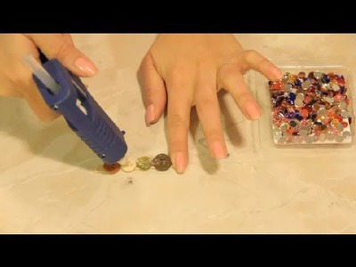 How to Craft Brooch Pins : Easy Crafts