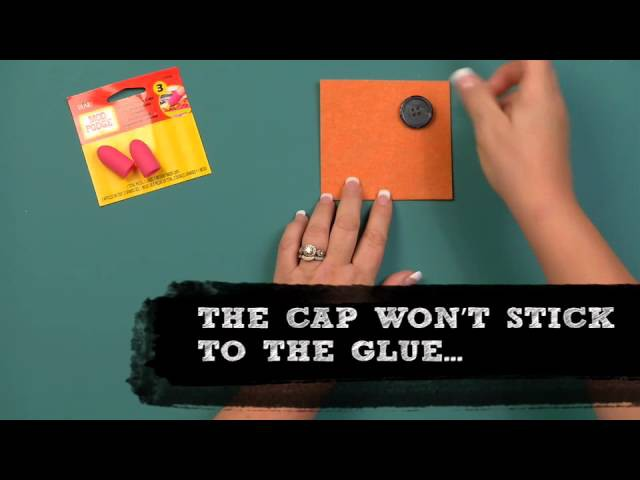 How To: Craft Using a Hot Glue Finger Cap