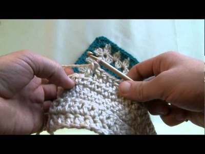 How to Crochet: Lesson 4 - Double Crochet (dc)