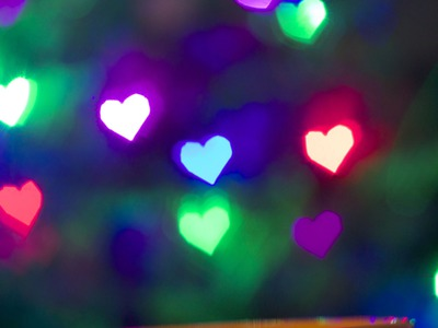 How to customize heart bokeh (aperture) for the camera? DIY tutorial.