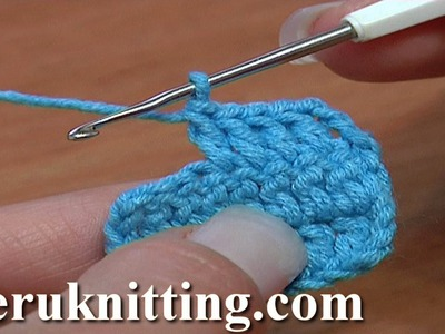 How to Double Crochet Crochet Basics Tutorial 6