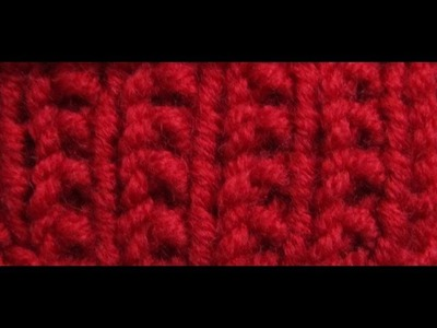 How to Knit The Broken Rib Stitch by ThePatterfamily