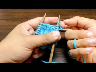 How to Knit the Make One Towards Increase (M1T)