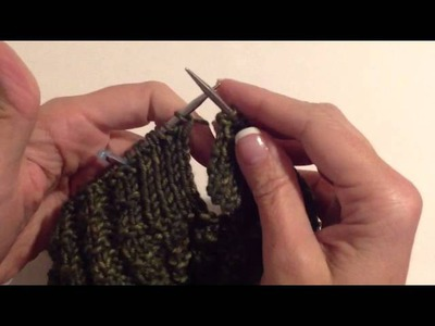 How to Knit Video Workshop Thermis