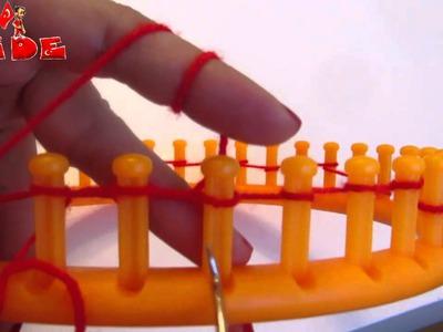 Knitting Loom, PRYM DIY -BNY- Stricken mit dem Strickring - Halkayla Örgü