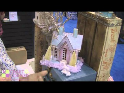 Melissa Frances DIY Craft Houses