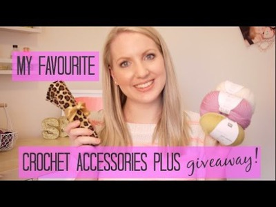 My favourite crochet accessories plus CONTEST! (CLOSED) | Bella Coco
