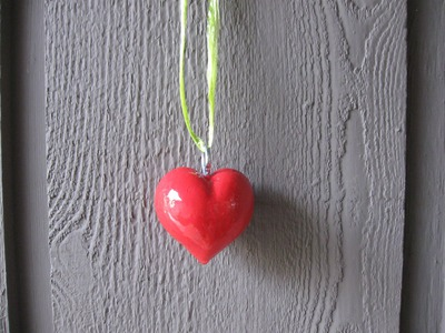 Secret Wish Heart Craft Tutorial