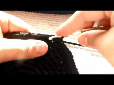 Tutorial How to Crochet a Penguin Pillow (Part 1) By Sabrina Sun