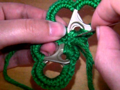Tutorial: Pop Tab Four Leaf Clover