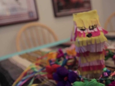 Arts & Crap! Episode 5: DIY Mini Donkey Pinata for Cinco de Mayo