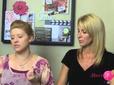 Cabochon Resin DIY Jewelry with Britten Linn and Megan Elizabeth