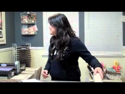 Custom Craft Room Tour with Marion Smith