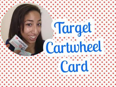 DIY: Custom Target Cartwheel card