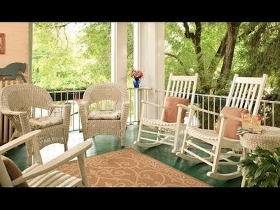 DIY Front porch decorating ideas