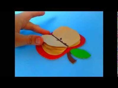 DIY. Mini scrapbook ♥ Manualidades. Scrapbook