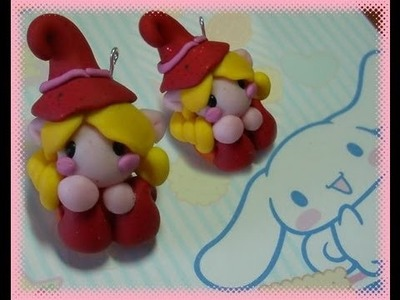 DIY Polymer clay: little elf. tutorial folletto!