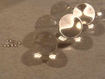 Invisible Polymers hydrogel water balz jumbo -  Transparent Polymers