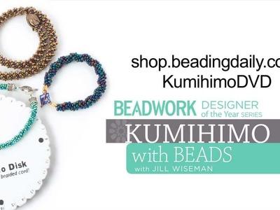 Kumihimo with Beads Promo