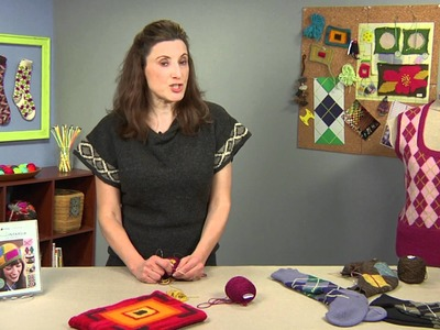 Preview Intarsia InDepth, Advanced Techniques with Anne Berk