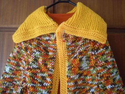 Raglan Sleeve Jacket Loom Knitting
