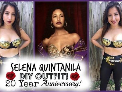 Selena Quintanila DIY Costume!