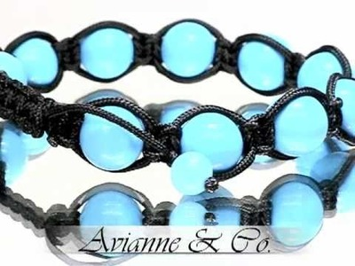 Turquoise Ball Bead Bracelet